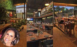 Juliana Pelucio indica bares Entre Taças