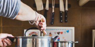 Panela boa para cozinha