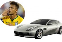 Os carros dos craques do Brasil