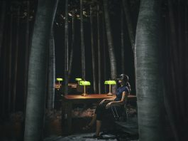 Exposição internacional com realidade virtual revela o lado mítico e filosófico das bibliotecas