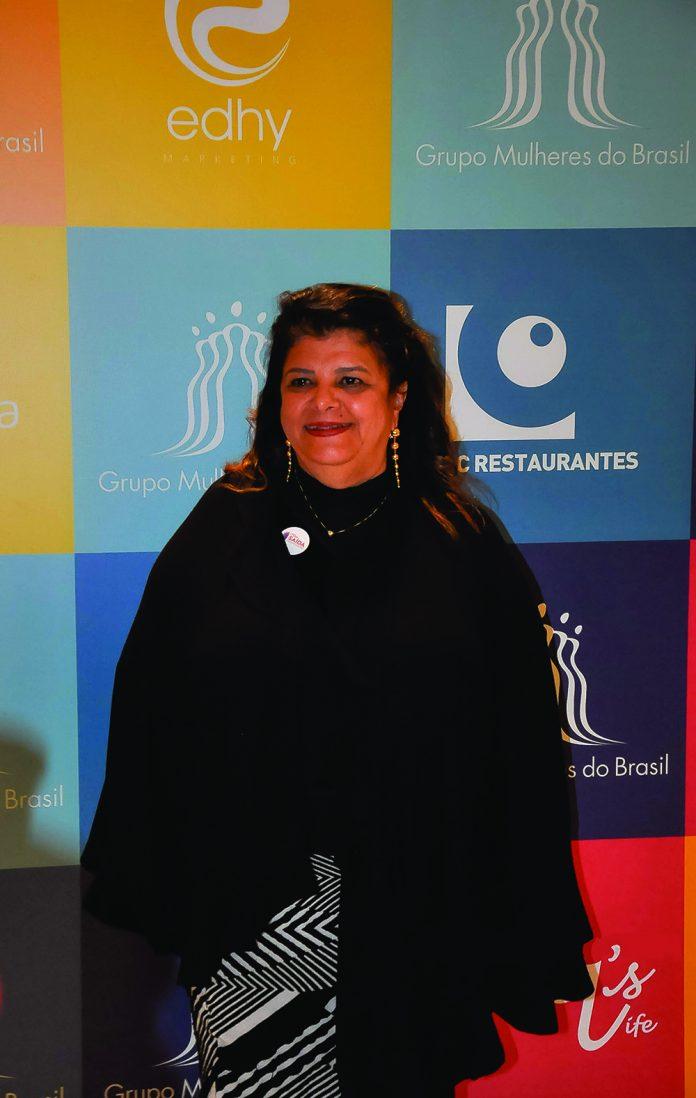Luiza Helena Trajano fala sobre representatividade feminina