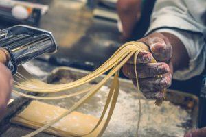 6 deliciosos destinos para comer macarrão