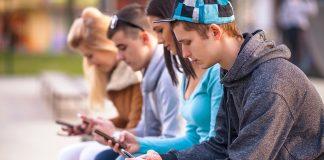 Postura e smartphone