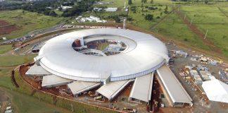 Acelerador de partícula foi inaugurado em Campinas