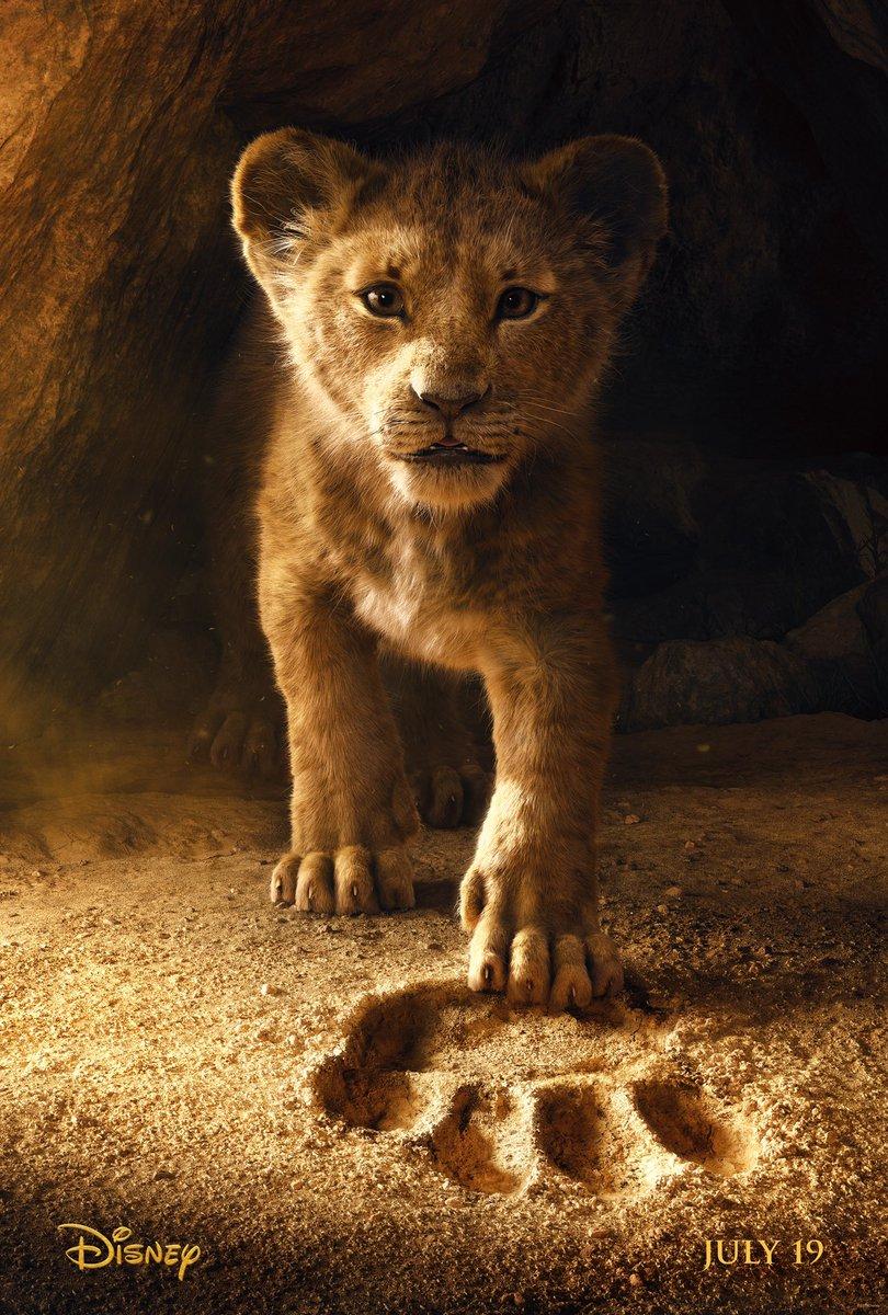 Disney divulga primeiro trailler do filmeO Rei Leão