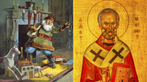 A origem do Papai Noel