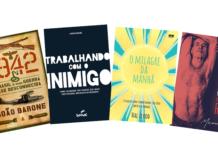 Cinco livros para ler nas férias
