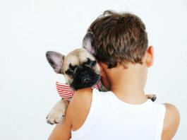 Pet e criança