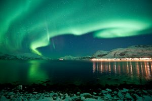 Aurora Boreal - Noruga