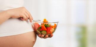Alimentação durante a gestação