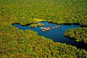 turismo sustentável no Brasil