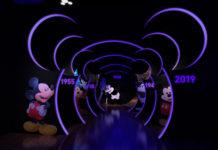 """Exposição """"Mickey 90 anos"""""""