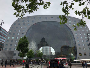Rotterdam na Holanda
