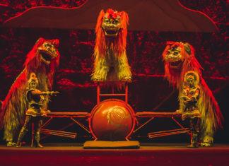 Circo da China promoções no site T4F