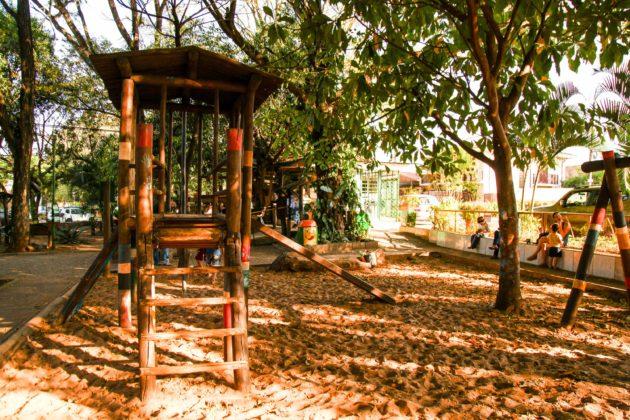Praça do coco Campinas