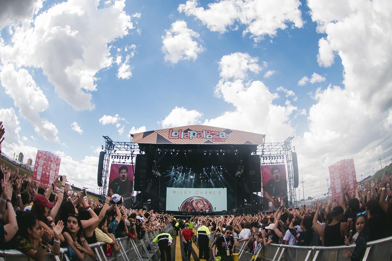 Festivais de música no Brasil