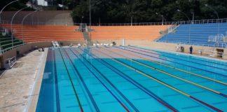 piscinas do SESI estão abertas ao público