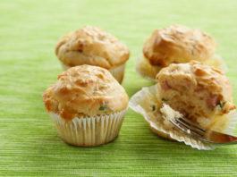 receita de muffin de peito de peru