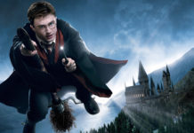 Nova atração do Harry Potter