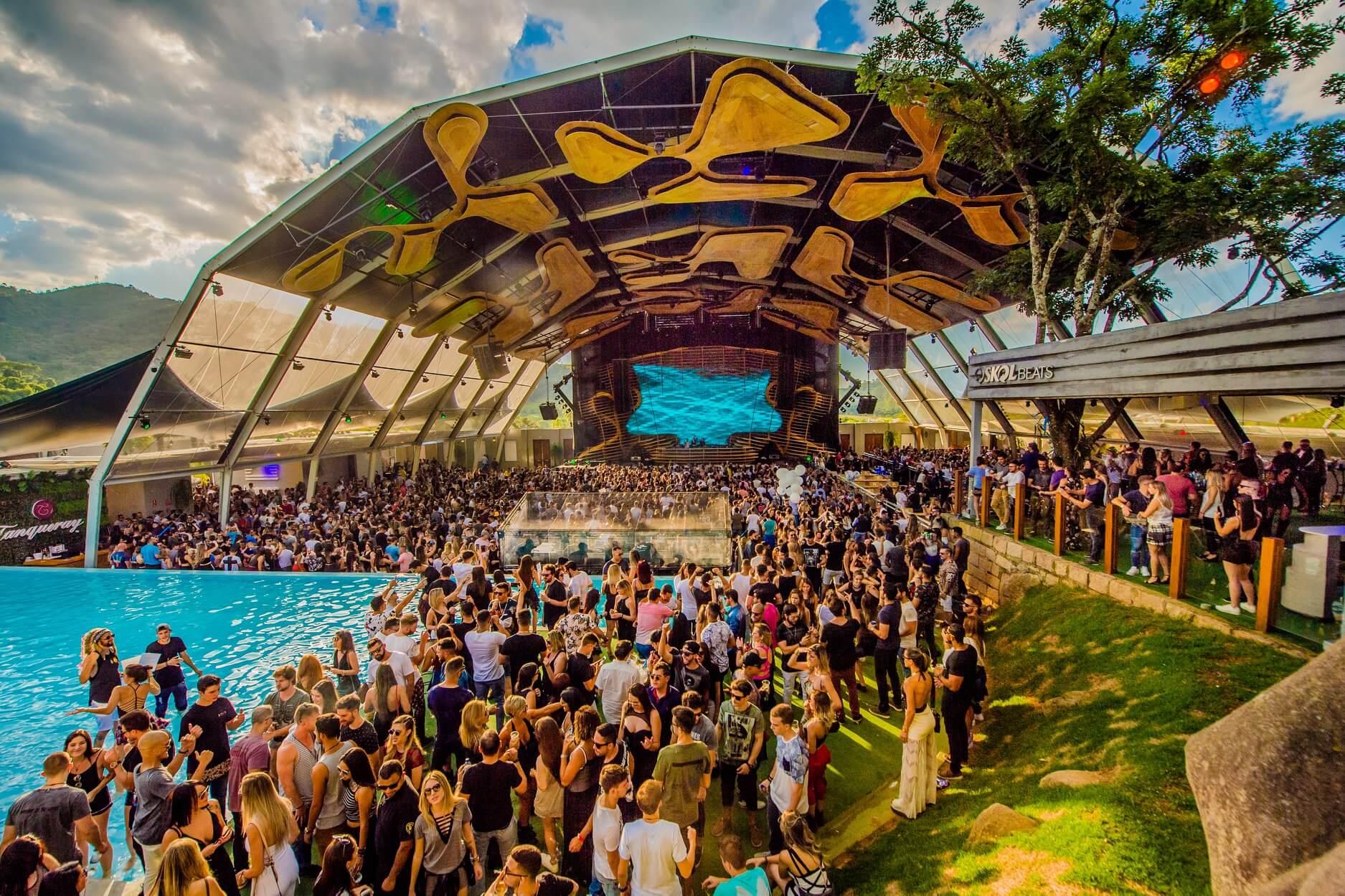 Festivais de musicas no Brasil