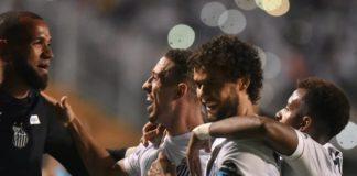 Santos x River Plate-URU