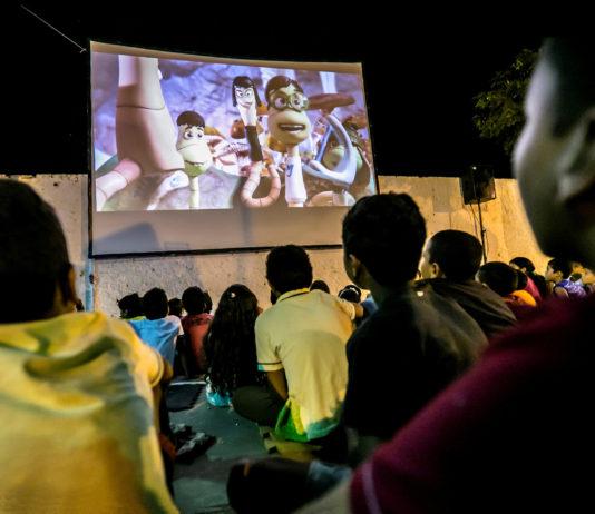 cinema itinerante gratuito