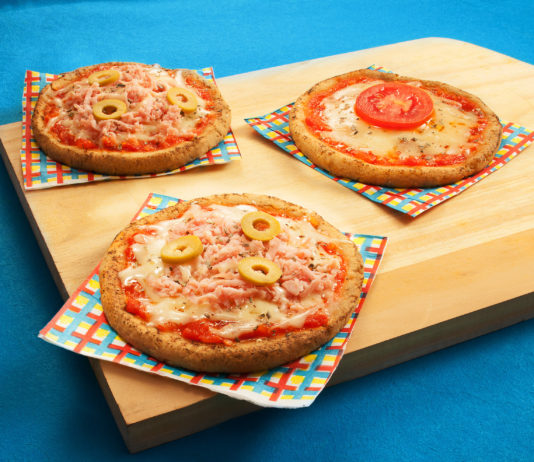 Receita de pizza sem glúten
