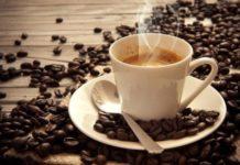 receita café