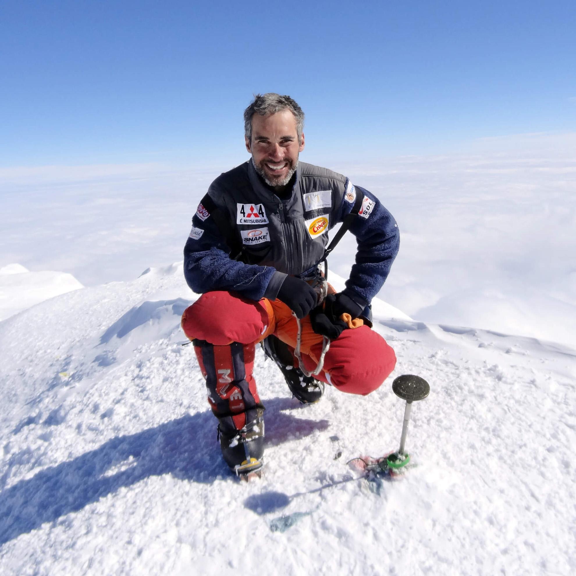 Alpinista Rodrigo