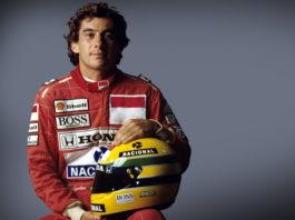 carros de Ayrton Senna