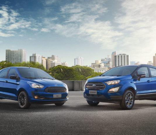 Ford série limitada Ka EcoSport