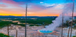 parques nacionais de tirar o fôlego