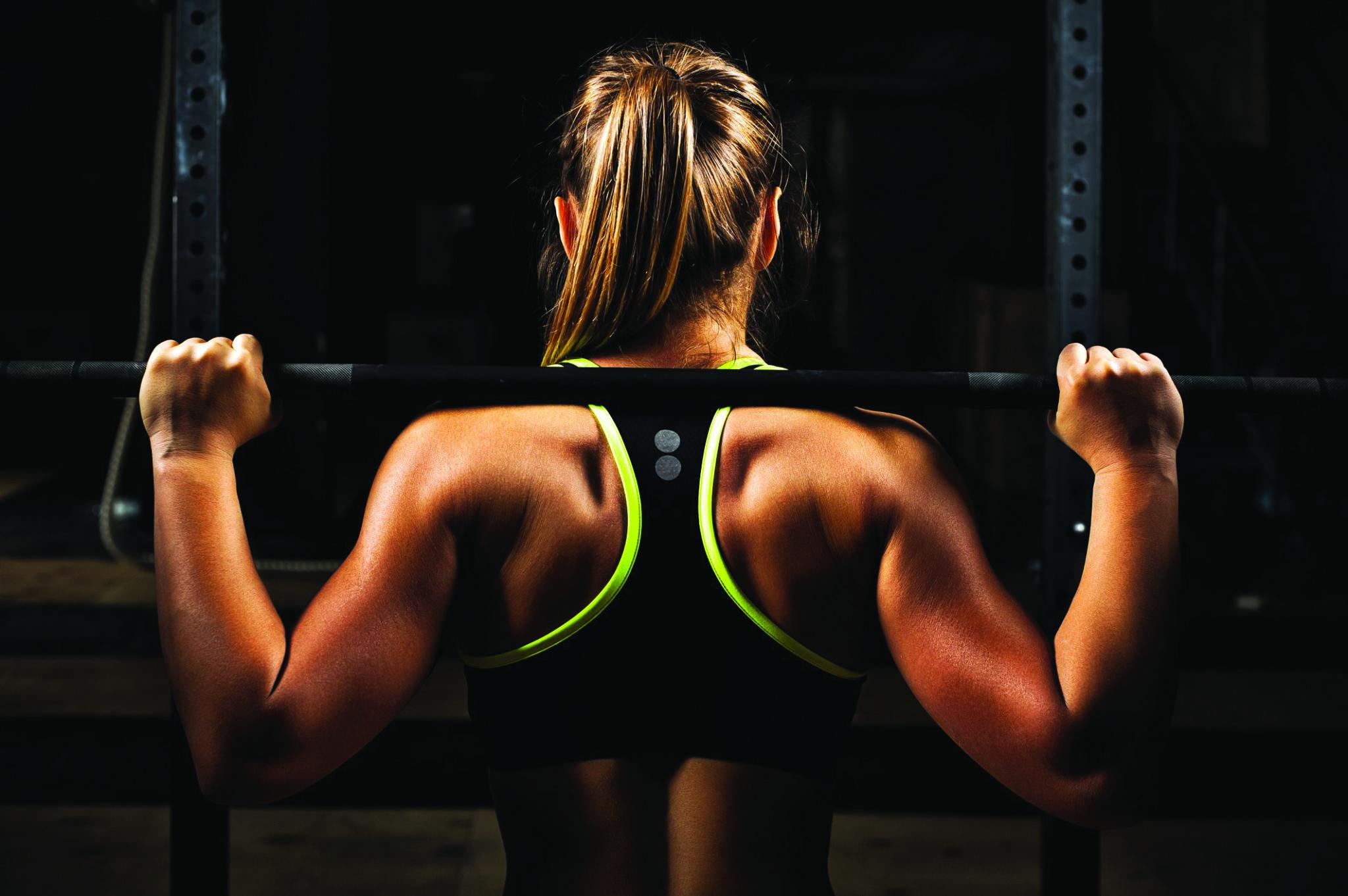 corrida ou musculação