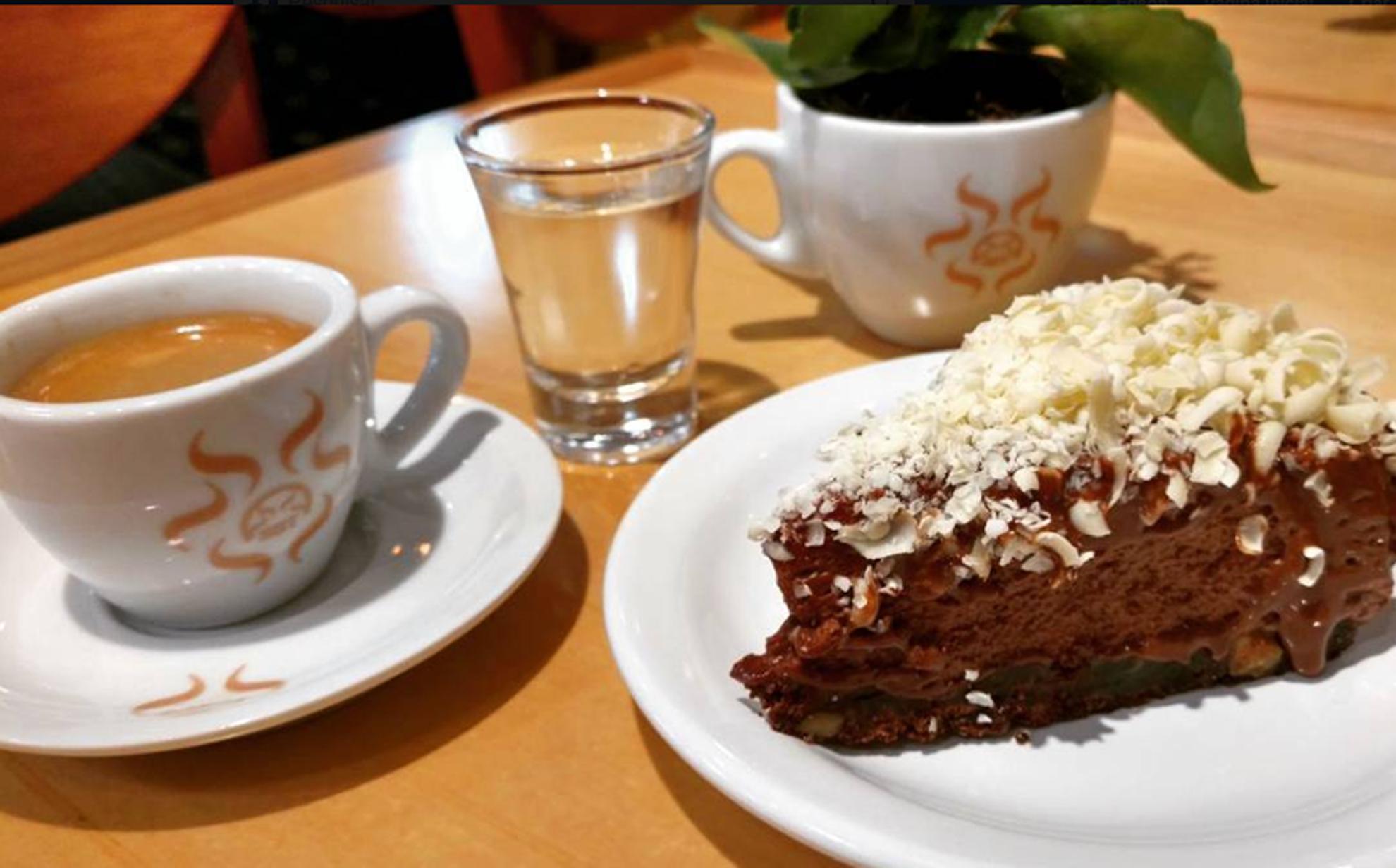 Saborea Té y Café