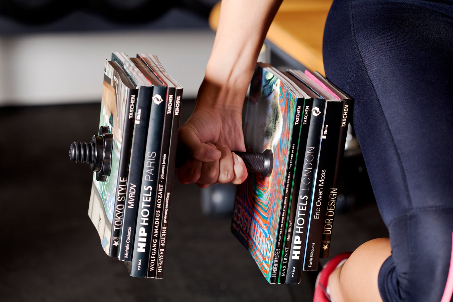 Mundo maromba incentivo à leitura