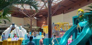 férias do Parque D. Pedro Shopping