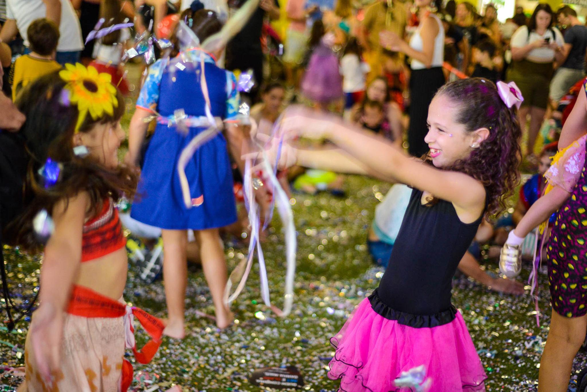 Carnaval no Iguatemi Campinas