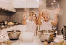 receitas para fazer com as crianças