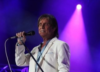 Show do Roberto Carlos em Campinas