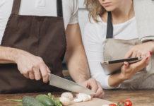 competição gastronômica