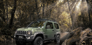 Jimny Forest