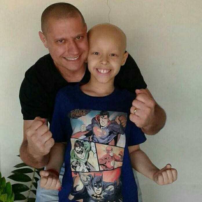 luta contra o câncer