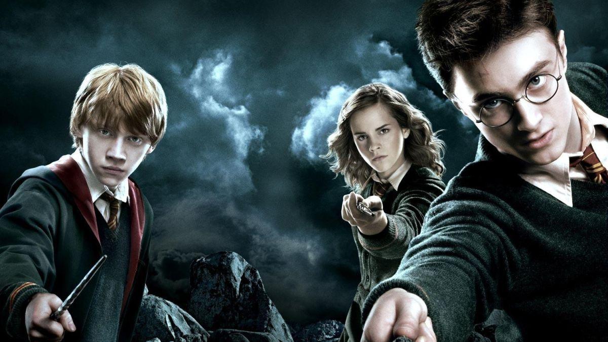 Harry Potter 40 anos