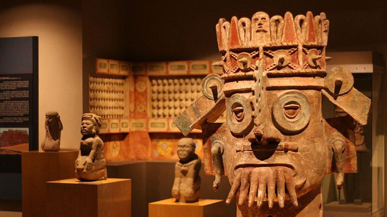 10 Museu Nacional de Antropologia Cidade do México