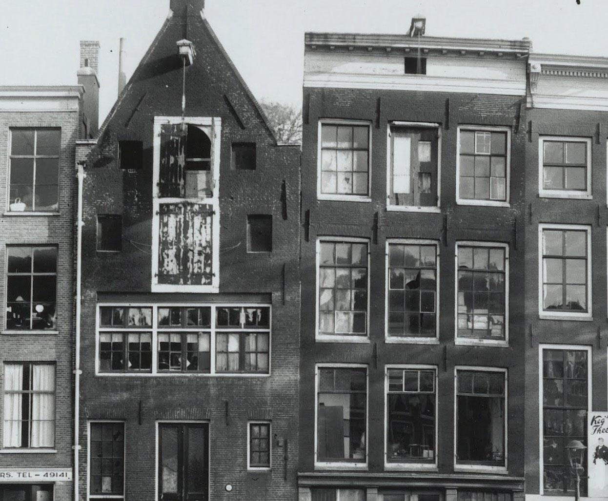 7 Casa de Anne Frank Amsterdam