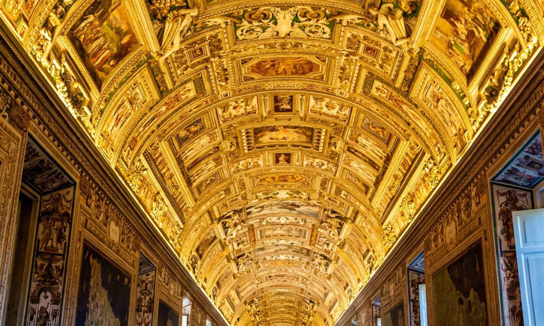 9 Museu do Vaticano Roma