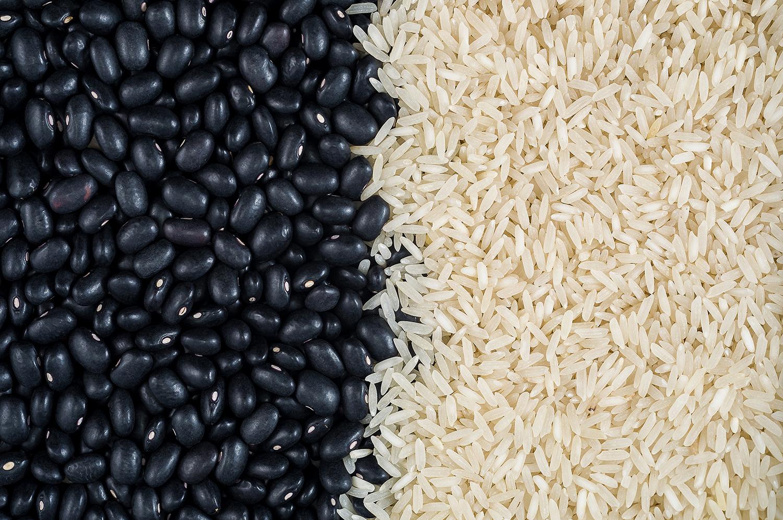 arroz e feijão - Culinária do Brasil