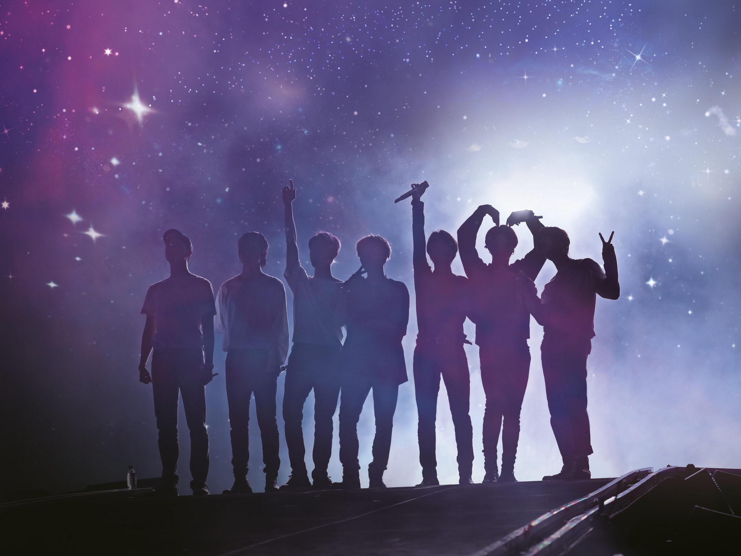 Documentário da banda de K-pop BTS