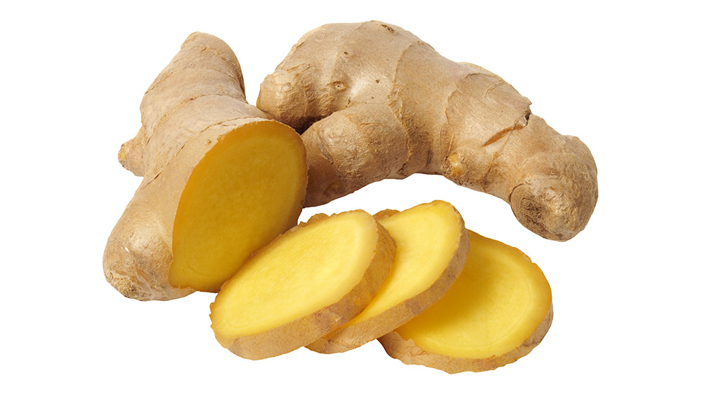 alimentos Inflamatórios - gengibre