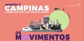 Campinas Os Movimentos das Cidades